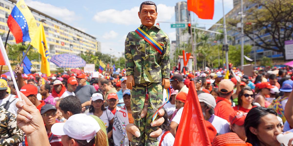 Canciller Arreaza: Seamos como Chávez y defendamos la Patria