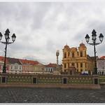 Romania - Timisoara - Unrii Square