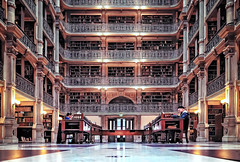 Peabody Library Revisited