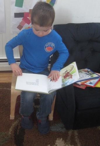 reading Harry Maclary