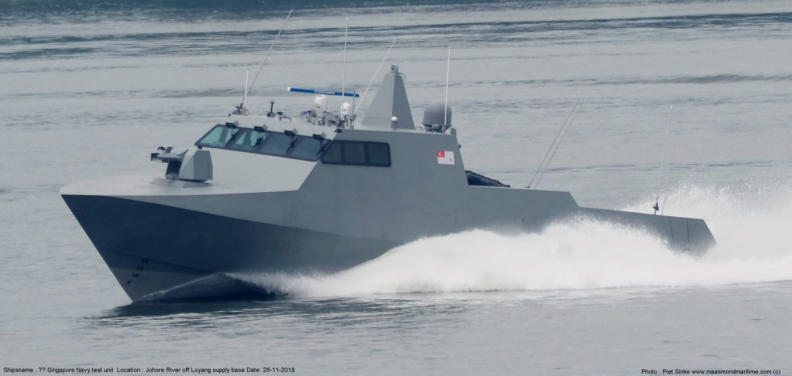 Singapore Navy - Marine de Singapour - Page 2 31161995737_13a07a1c1f_o