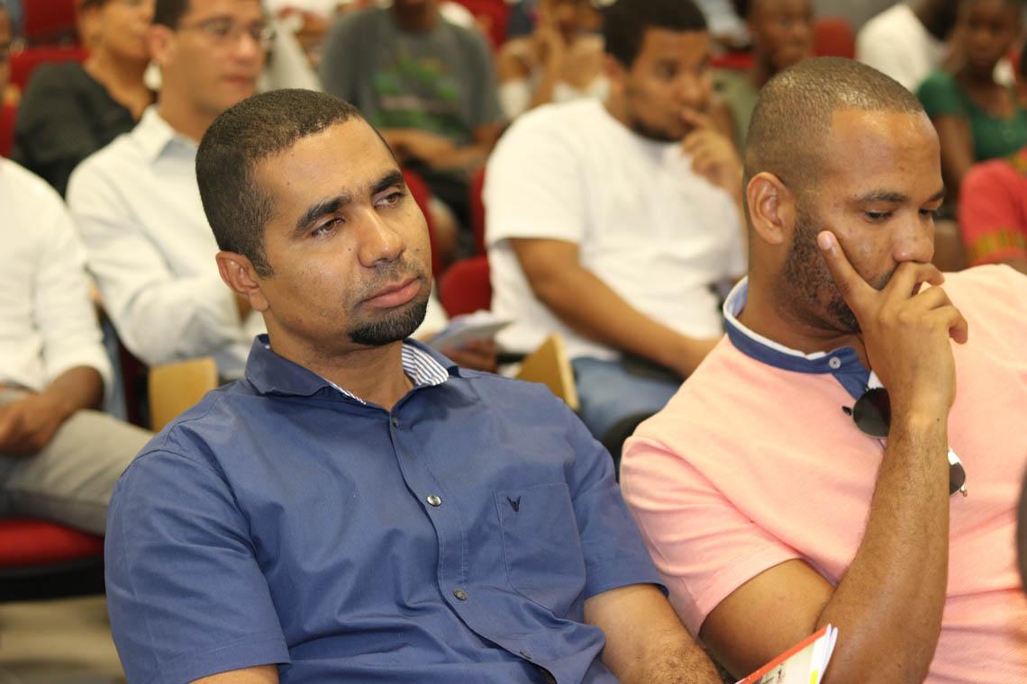 ENG acolhe apresentação de livros dos docentes da FCT Aristides Silva e Salif Silva