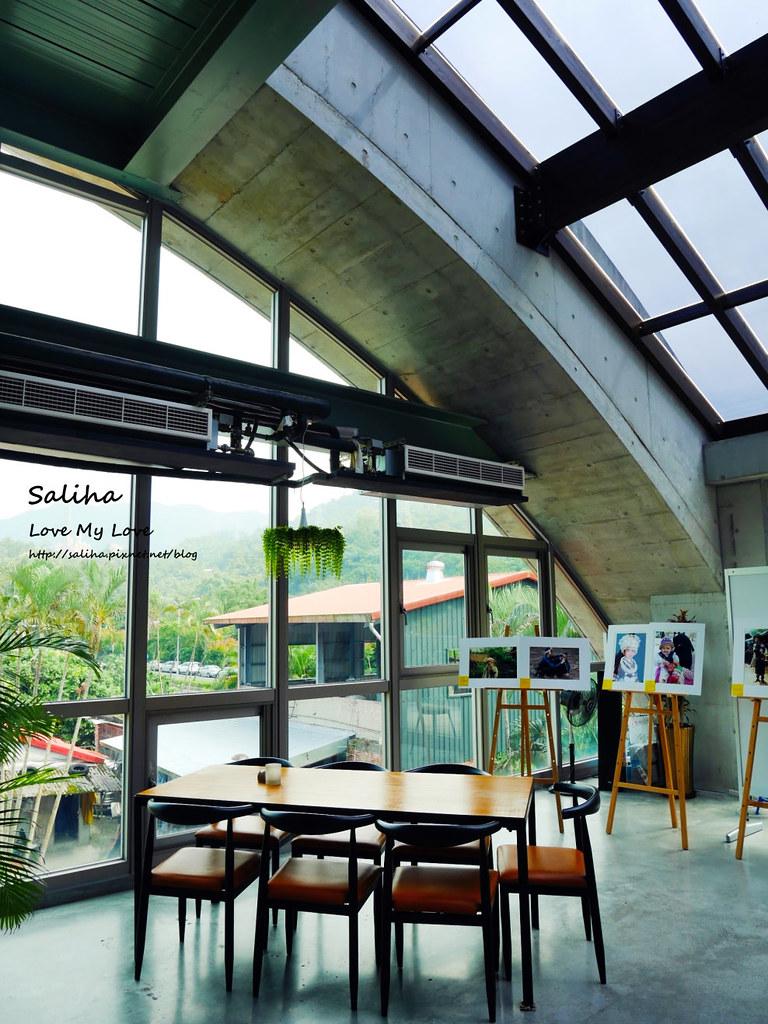 深坑Arc Cafe景觀咖啡藝文設計風咖啡館推薦好吃蛋糕甜點 (5)