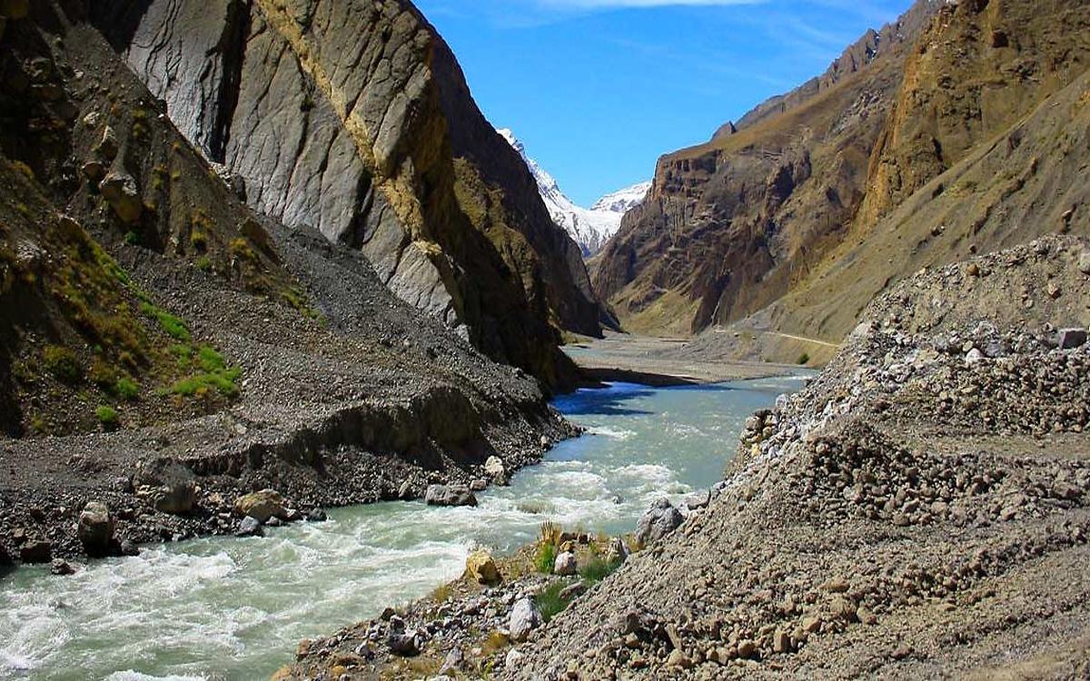 सुपिन नदी