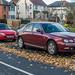 Rover 75 + Toyota Starlet, Milford Avenue, Stony Stratford - 11th November 2018