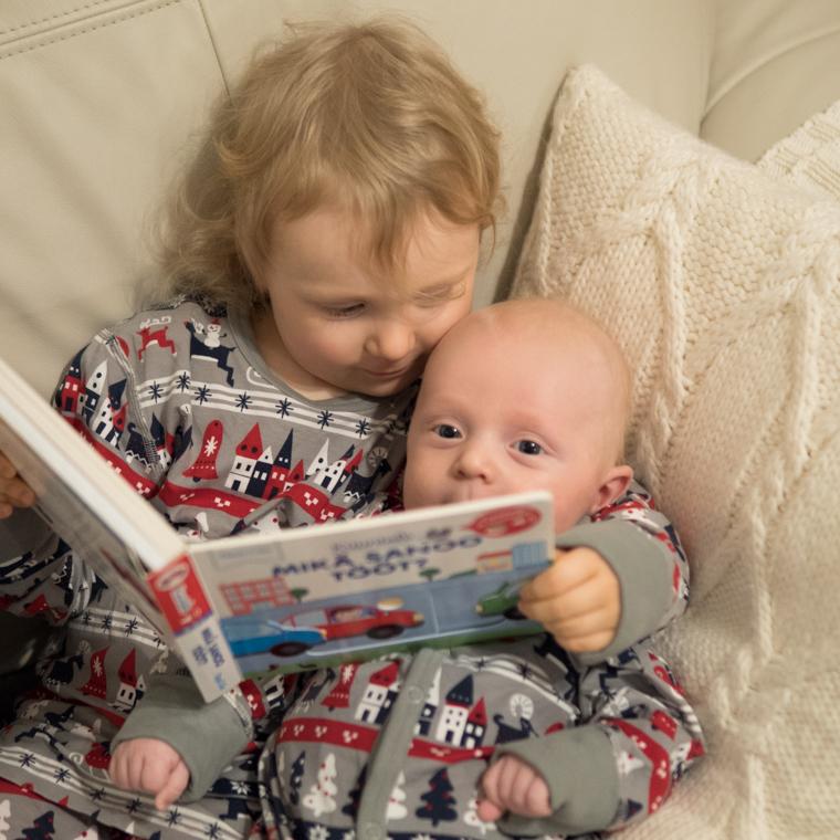 Oppi&ilo sisarukset 1