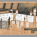Moor Street Station - with papercutting by jimartgames