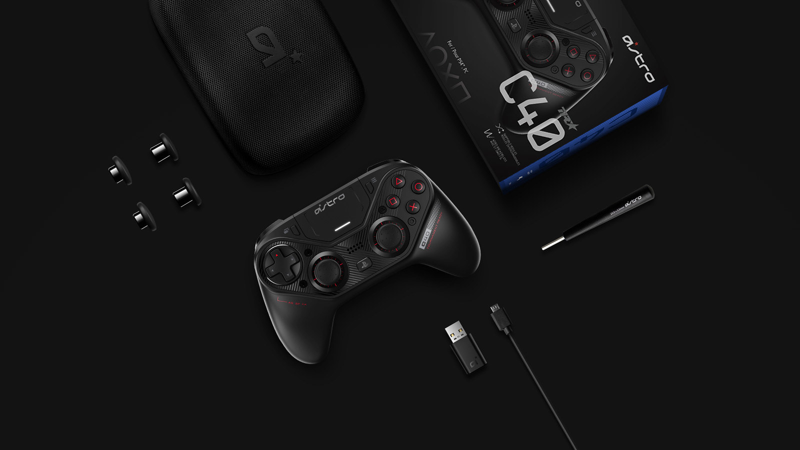 Astro C40 TR Controller Arrives in Early 2019 – PlayStation Blog