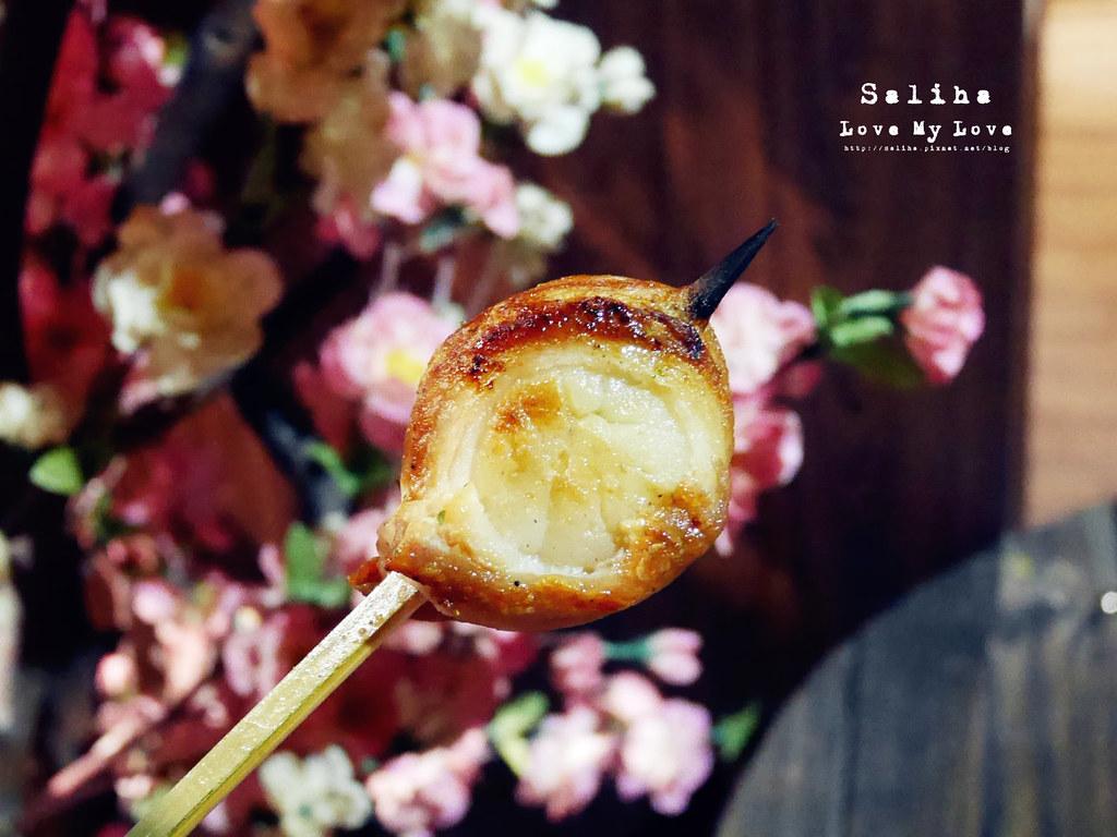 新北永和永安市場站附近好吃餐廳美食串燒居酒屋推薦燒鳥串道 (33)