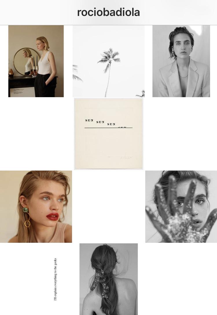 DISTRICT F — INSTAGRAM THEME IDEAS Идеи визуальных сеток для Инстаграма семнадцать