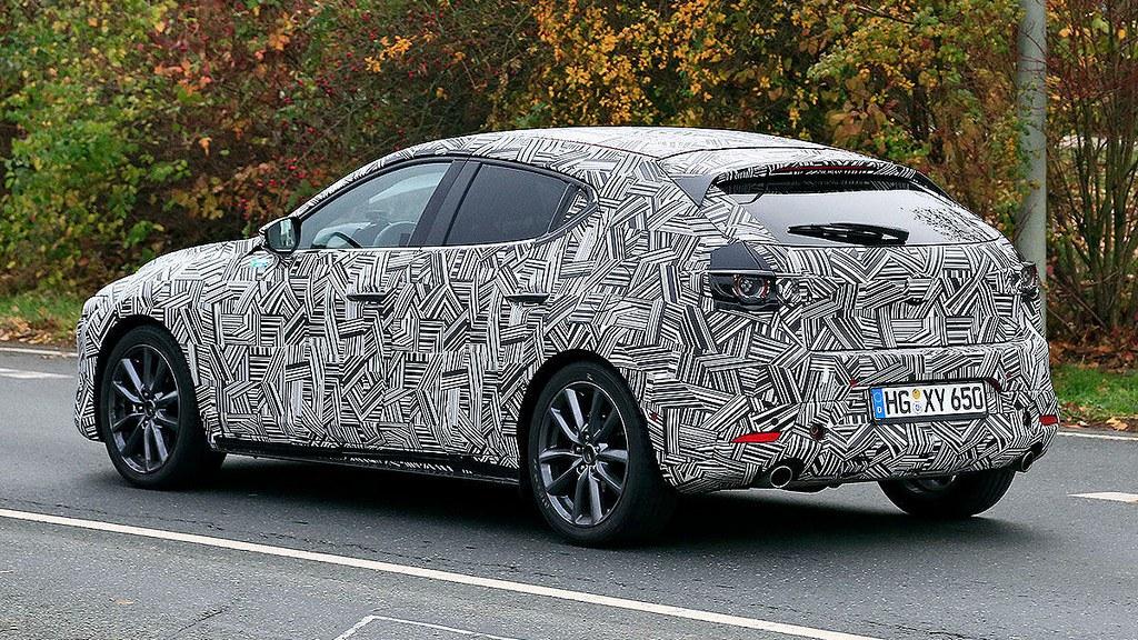 Mazda 3 cetvrta generacija 3am#