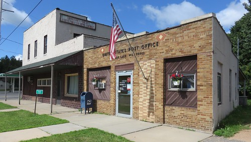 Post Office 54463 Block (Pelican Lake, Wisconsin)
