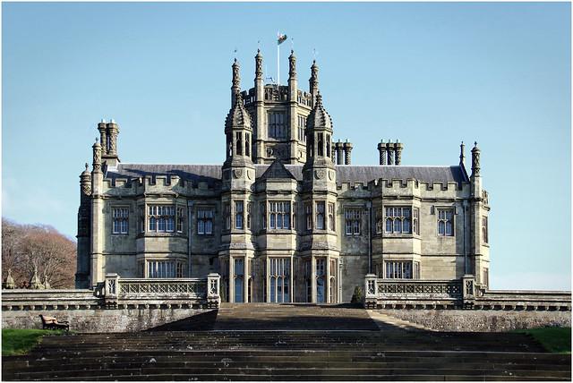 Margam Castle (Explored 26/11/2018), Canon EOS 750D, Sigma 18-250mm f/3.5-6.3 DC OS HSM