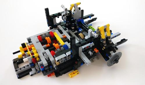 Lego Technic Bugatti Chiron 42083 Review The Brick Fan