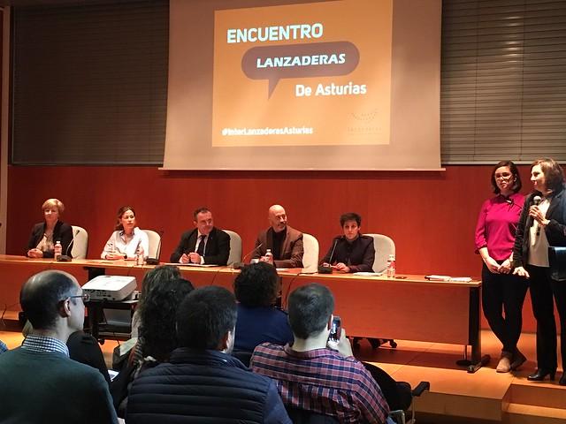 Encuentro Lanzaderas Asturias - 3 de diciembre