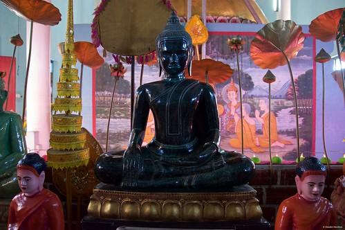IMGP2100 Black Buddha