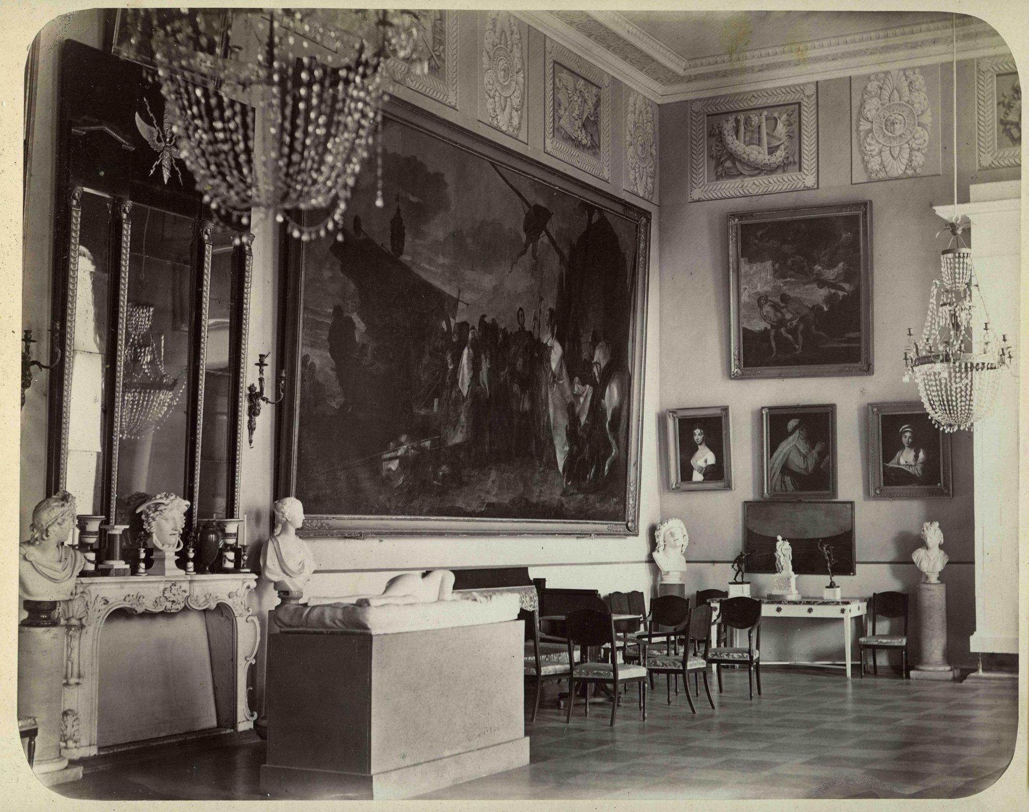 1870-е. Архангельское. Салон Тьеполо