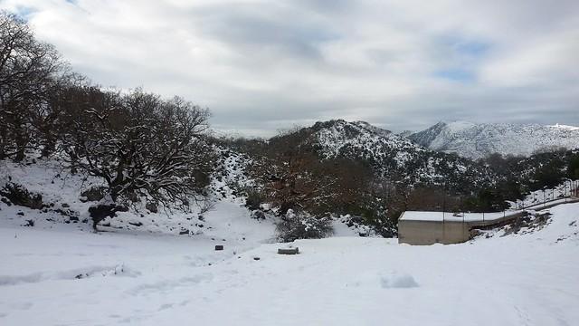 Χιόνια στους Σκάρους (2019)