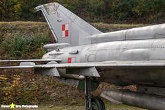 1904---961904---Polish-Air-Force---Mikoyan-Gurevich-MiG-21M---Savigny-les-Beaune---181011---Steven-Gray---IMG_5640-watermarked