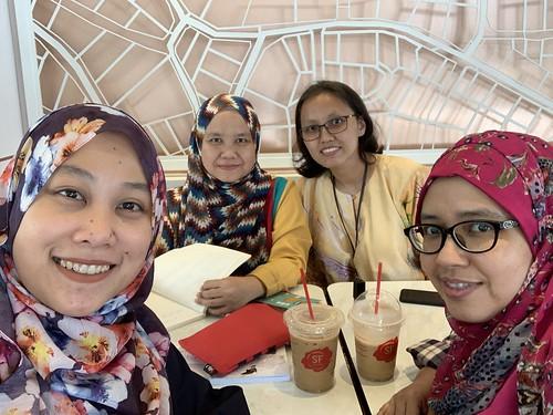 GLC Lunch @ MinMax & SF Coffee