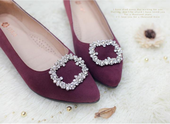 平底 婚鞋  租鞋 婚宴鞋