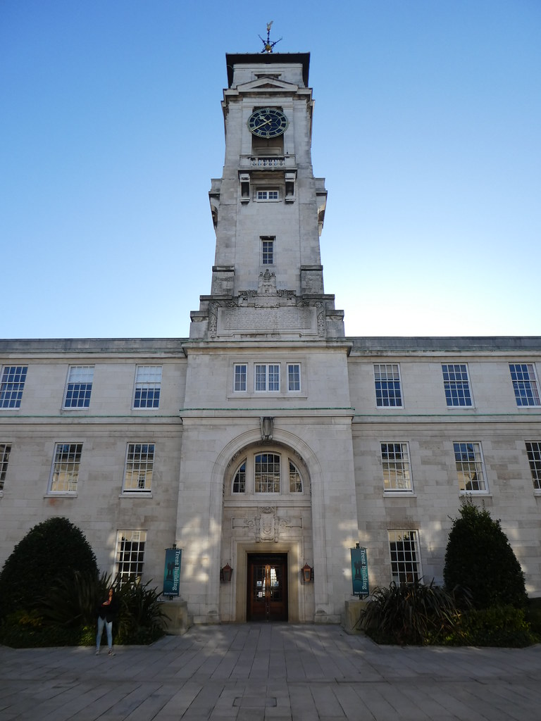 Trent Building, the University of Nottingham