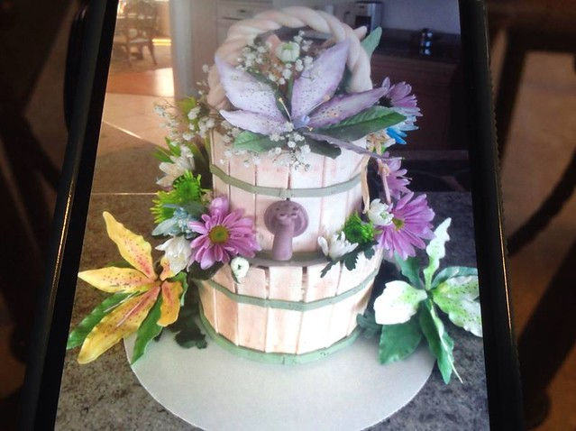 Cake by SLC'S Cakes