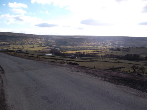 Descent in to Rosedale