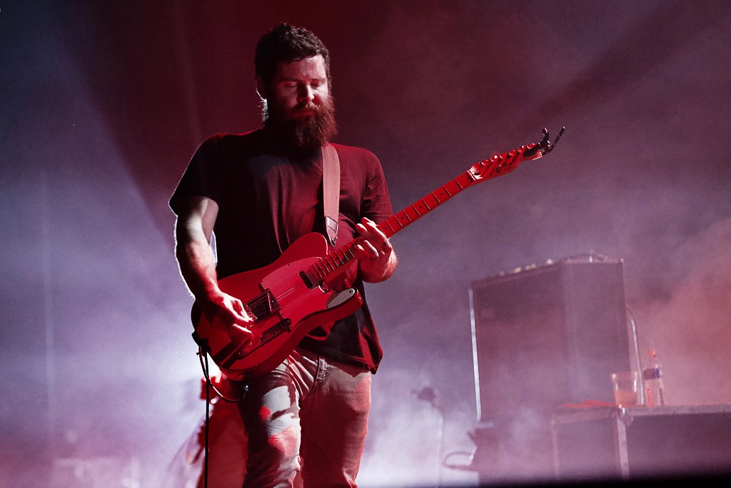 Manchester Orchestra - The Anthem - ParklifeDC