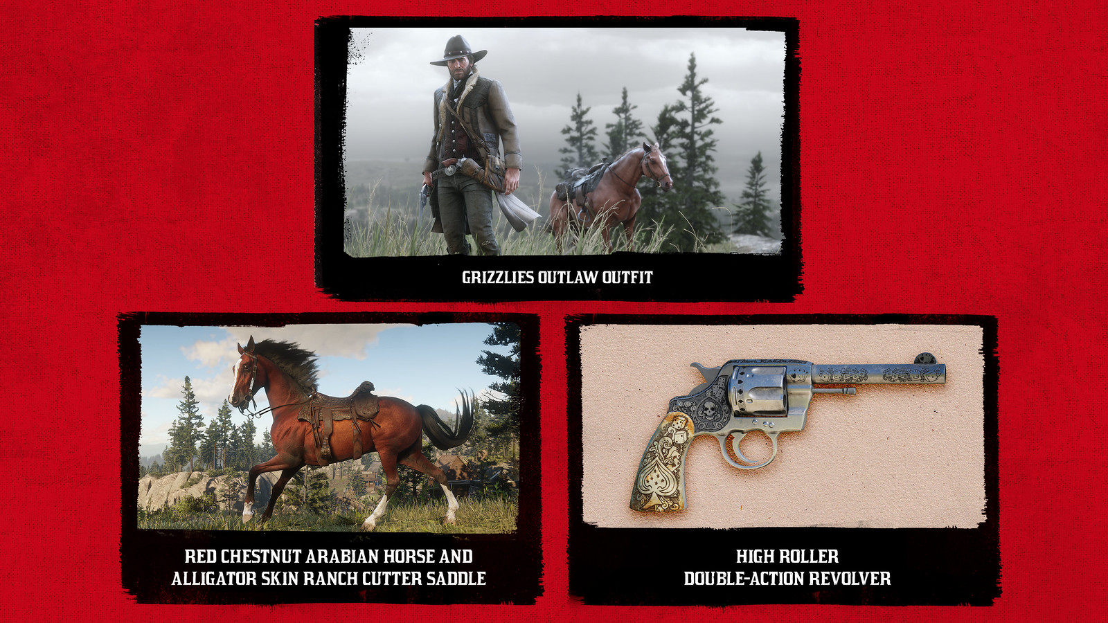 Red Dead Redemption 2 - Online Beta