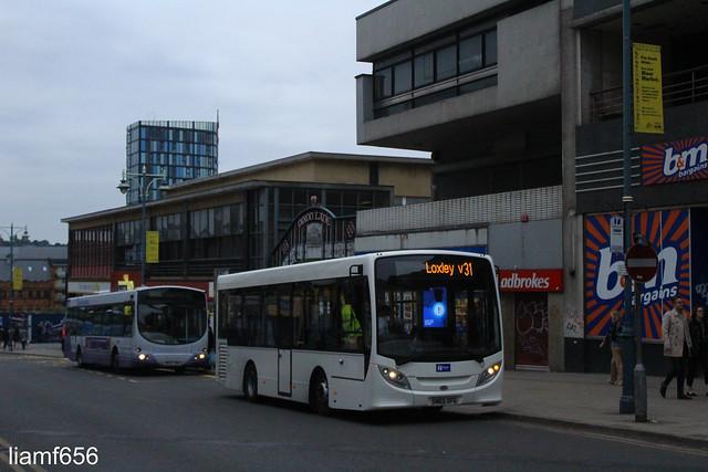 Sheffield Community Transport SN65, Canon EOS 1300D, Canon EF-S 18-55mm f/3.5-5.6 III