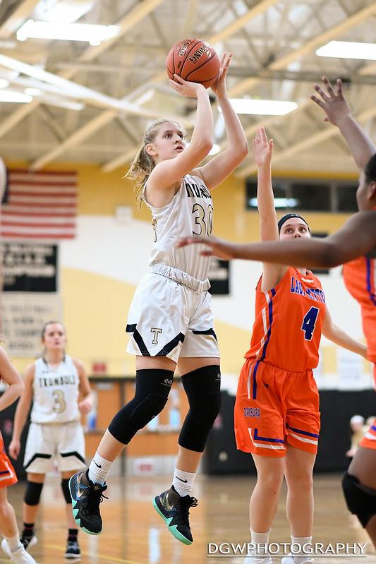 Trumbull vs. Danbury high - High School Girls Basketball