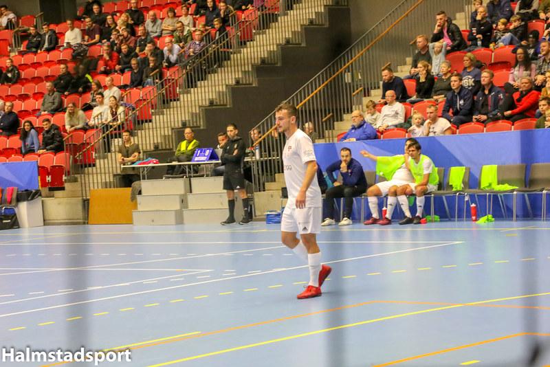 Halmstad BK - Linköping Futsal 30 december
