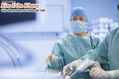 Phẫu thuật cắt túi mật thường được chỉ định trong điều trị viêm túi mật khi điều trị nội khoa không có hiệu quả