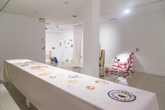 Exposición Weird Space