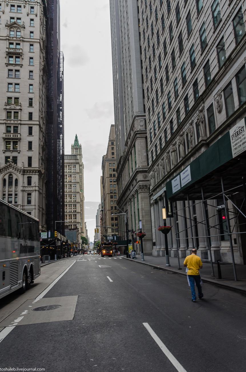 Нью-Йорк_Wall Street-12