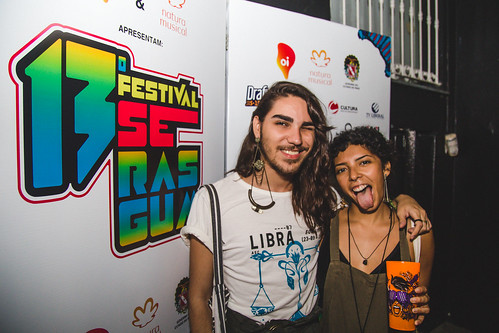 13º Festival Se Rasgum / Foto: Vitória Leona