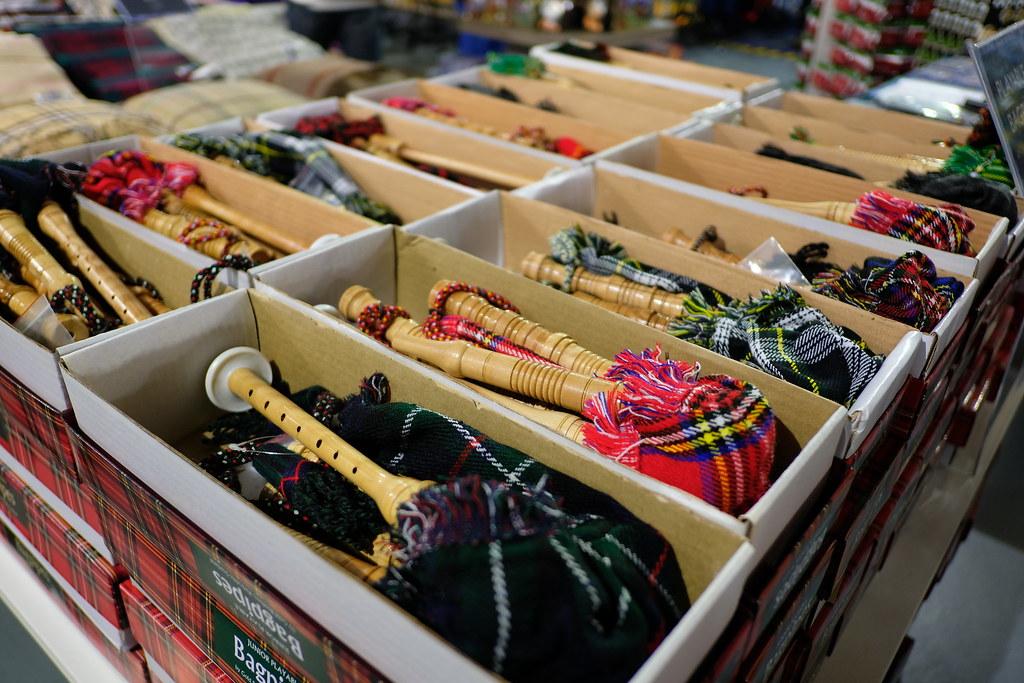 Bagpipes | Edinburgh Itinerary