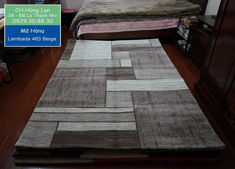 Shop Hùng Lan: Chuyên thảm sofa Lalee/Obsession Nhập nguyên tấm từ Đức - 1