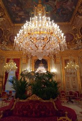 Chandelier - L'appartement du Napoleon III