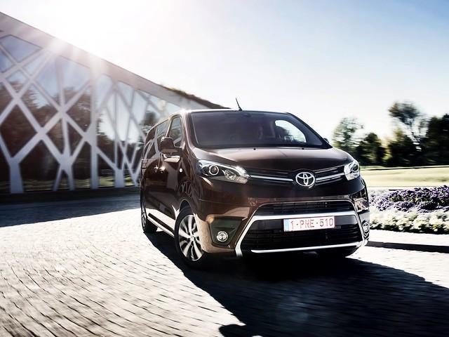 Comprar Toyota Proace Verso