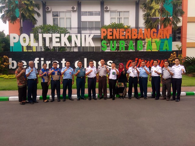 MOU Poltekbang Surabaya