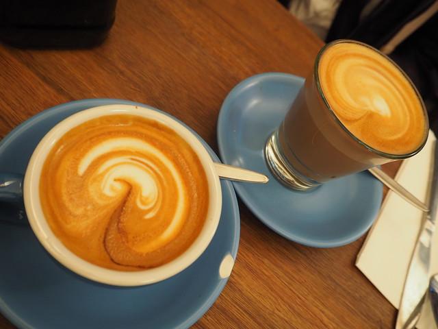 P9089697 デグレーブス・エスプレッソ・バー (Degraves Espresso Bar) メルボルン オーストラリア カフェ