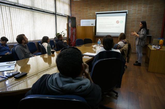 Primer Encuentro del Consorcio de Datos de Biodiversidad del Uruguay