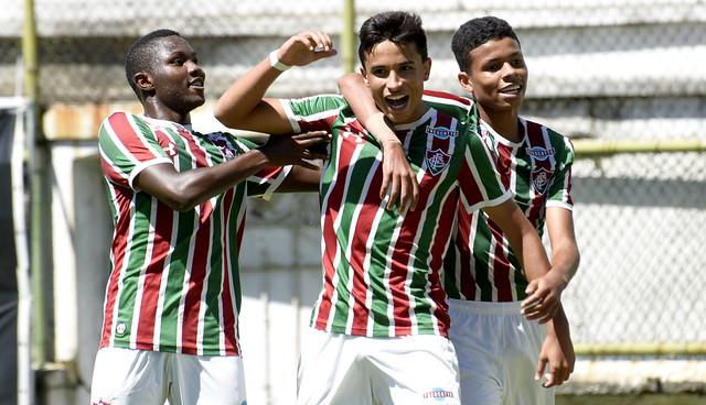 Sub-14 Fluminense x Vasco 09.12.2018