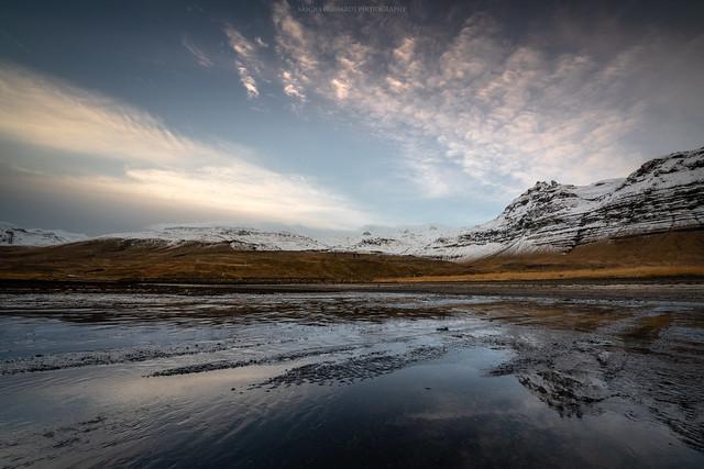 Iceland morning