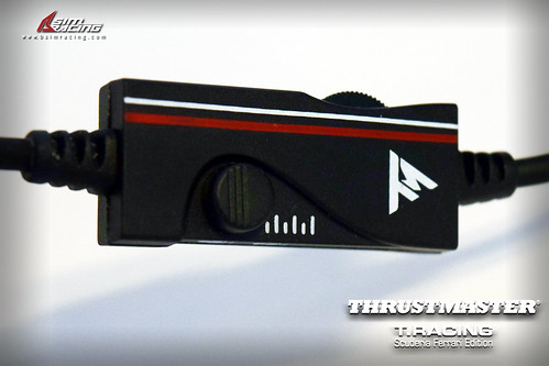 Thrustmaster T_Racing Headset Inline Controls