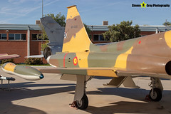 A9-050-21-50---2050---Spanish-Air-Force---CASA-SF-5A-Freedom-Fighter---Madrid---181007---Steven-Gray---IMG_1632-watermarked
