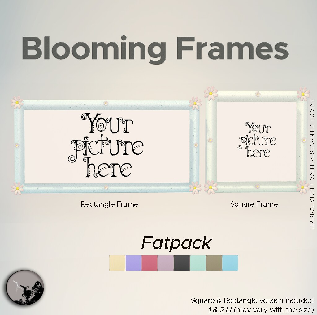 *PC* Blooming Frames @ The BoardWalk Event