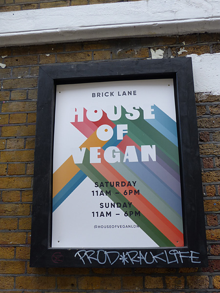 house of vegan